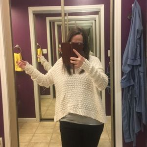 Urban Outfitters Kimchi Blue white sweater